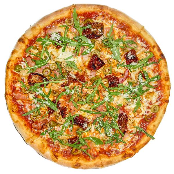 Pizza Klamovka special